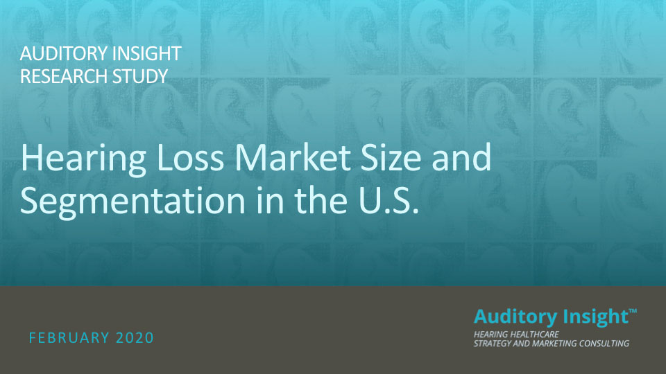 Hearing Loss Market Size Segmentation Report