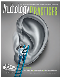 audiology cover